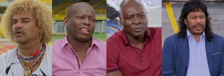 Las historias de amor de las leyendas de la selección Colombia.