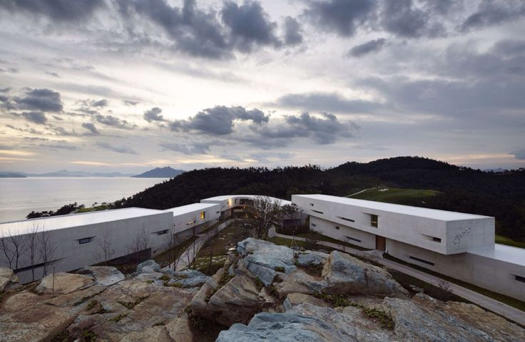 Namhae Southcape Linear Suite Hotel