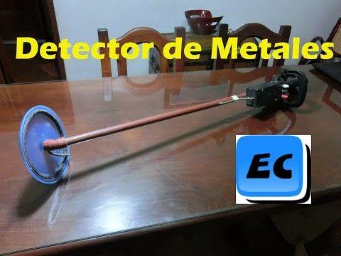Hola, vamos con lo que pidieron, el detector de metales. Este detector esta basado en un proyecto de la página de la web Geotech, La electrónica es mas o menos compleja lleva 4 integrados sin emba…