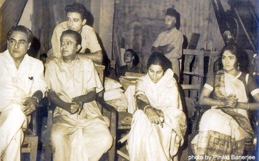 Ashok Kumar and Vyjanthimala