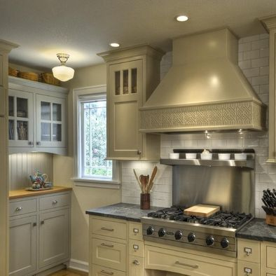 Craftsman Style Kitchen Cabinets Design, Pictures, Remodel ...
