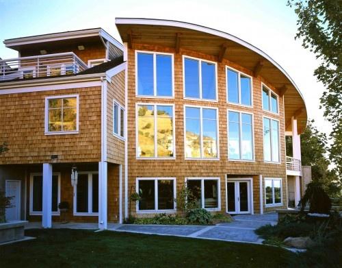 25 best cedar shingle homes ideas on pinterest brick for Utah home design architects