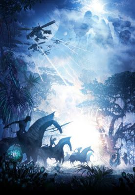 Avatar - James Cameron - Concept Art, artworks, illustrations | monblogperso