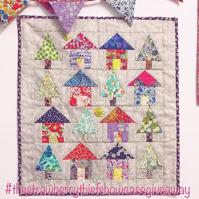 Weekend Quilting Showcase and GIVEAWAY