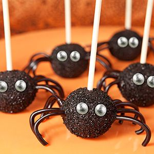 Halloween-Food-Spider-Cake-Pops
