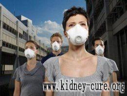 Как загрязнение воздуха влияет на здоровье пациентов с ХБП (хроническая болезнь почек)?