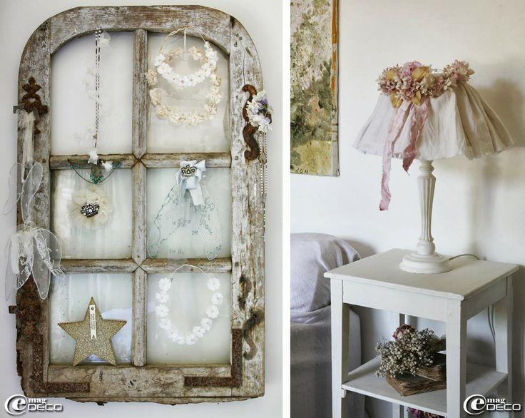 Les 19 meilleures images concernant d tourner ancienne fen tre sur pinterest - Decoration shabby en ligne ...