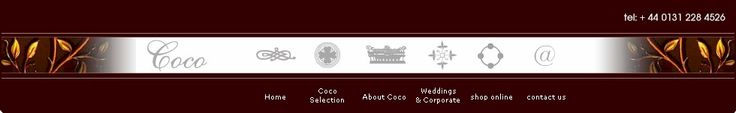 Coco Chocolate - Superior Organic Chocolate Handmade in Edinburgh