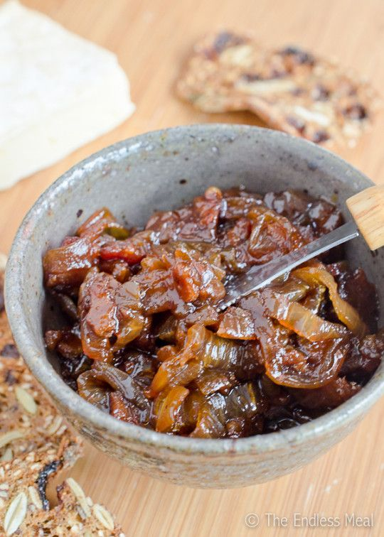 The Best Bacon Jam   The Endless Meal