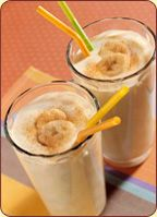 Orange Banana Yogurt Smoothie - Fruit Juice Facts