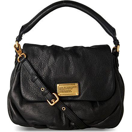 MARC BY MARC JACOBS - Classic Q Lil Ukita shoulder bag | Selfridges.com