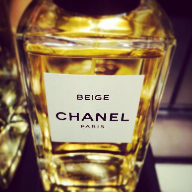 "For added spice, we've re-named our favourite Chanel scent ""Bae-j"""