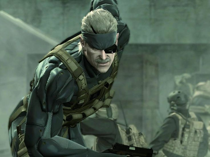 Snake will be back in MGS5!: Solid Snakes, Gears Of Wars, Metals Gears Solid, Gamer Girls, Videos Games, Metal Gear, Ps3 Metalgearsolid4, Metalgearsolid4 Obramaestra, Gamer Side