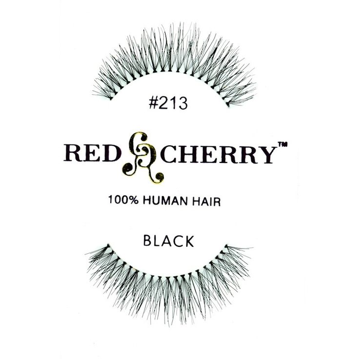 Gene False Red Cherry 213 doar pe http://www.makeup-shop.ro