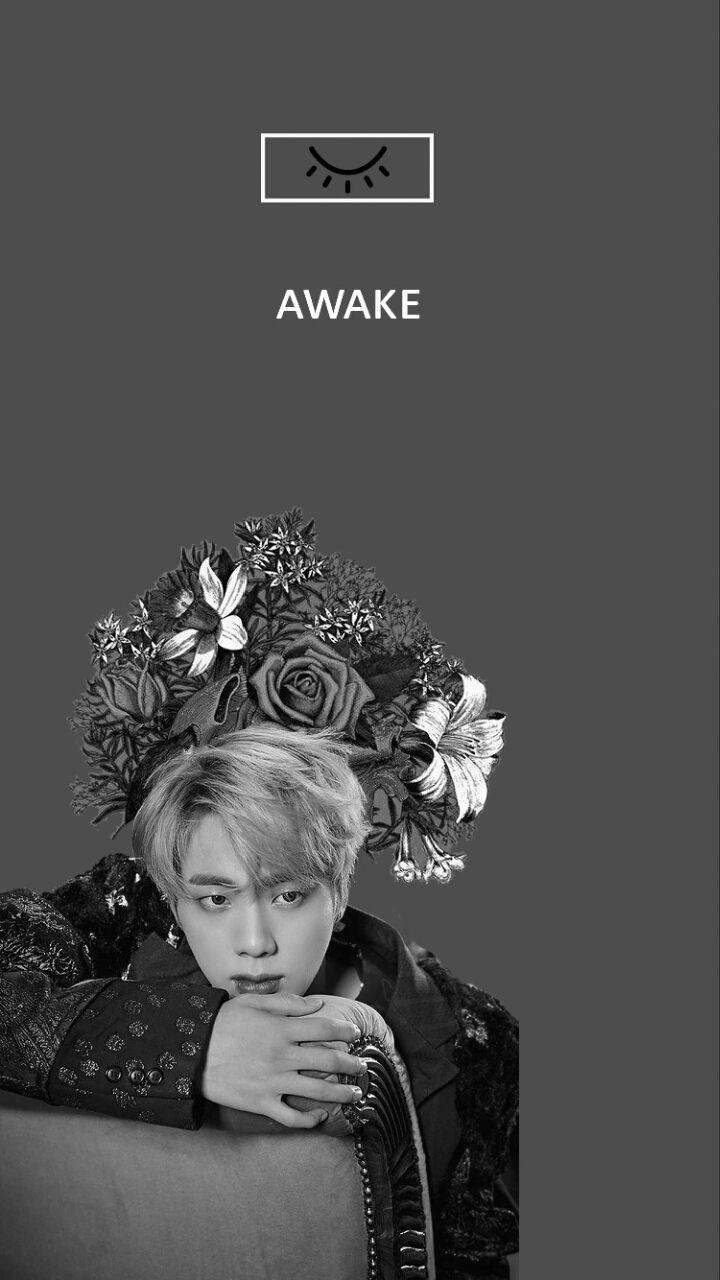 BTS / Seokjin / Wings / Wallpaper