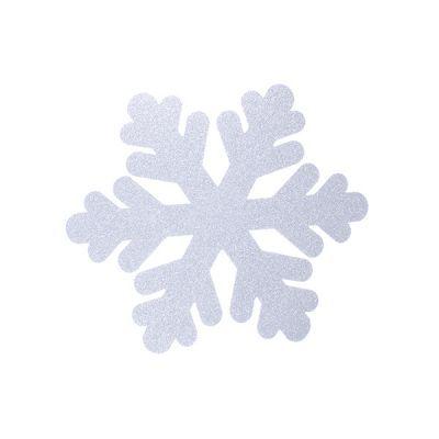- Beyaz Kar Tanesi Duvar Süs 50 cm