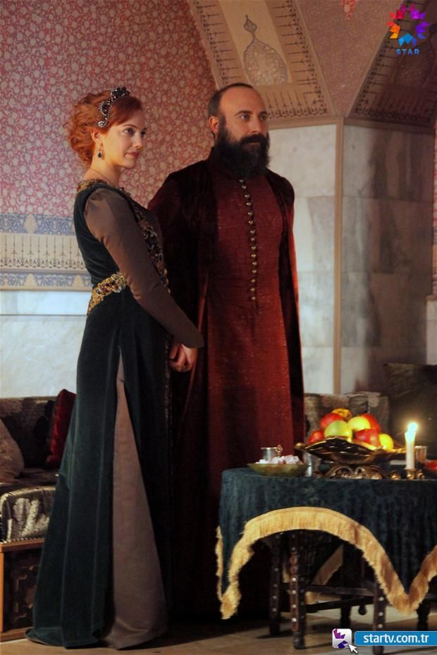Muhteşem Yüzyıl Meryem Uzerli mi, Hürrem Sultan mı?