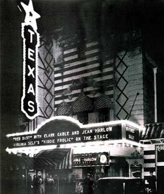 JFK, Howard Hughes, Barak Epstein... and a brightly lit sign that spelled T-E-X-A-S!  Dallas, Texas.  #WeHaveEverythingHere