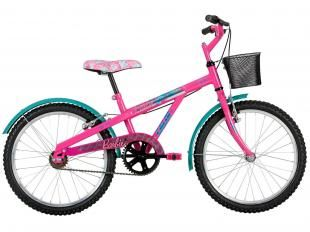 Bicicleta Infantil Caloi Barbie Aro 20 - Freio V-brake