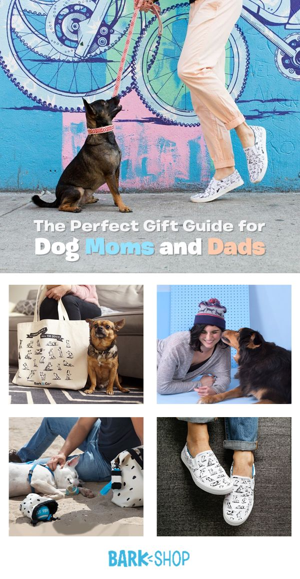 Get the perfect gift for the dog person in your life!
