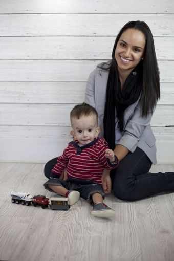 Mom on a mission to help son with rare form of primordial dwarfism