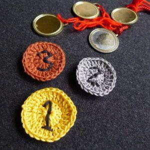 Krea OL medaljer