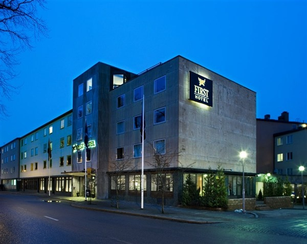First Hotel Linköping - a centrally located and modern hotel, renovated during 2012