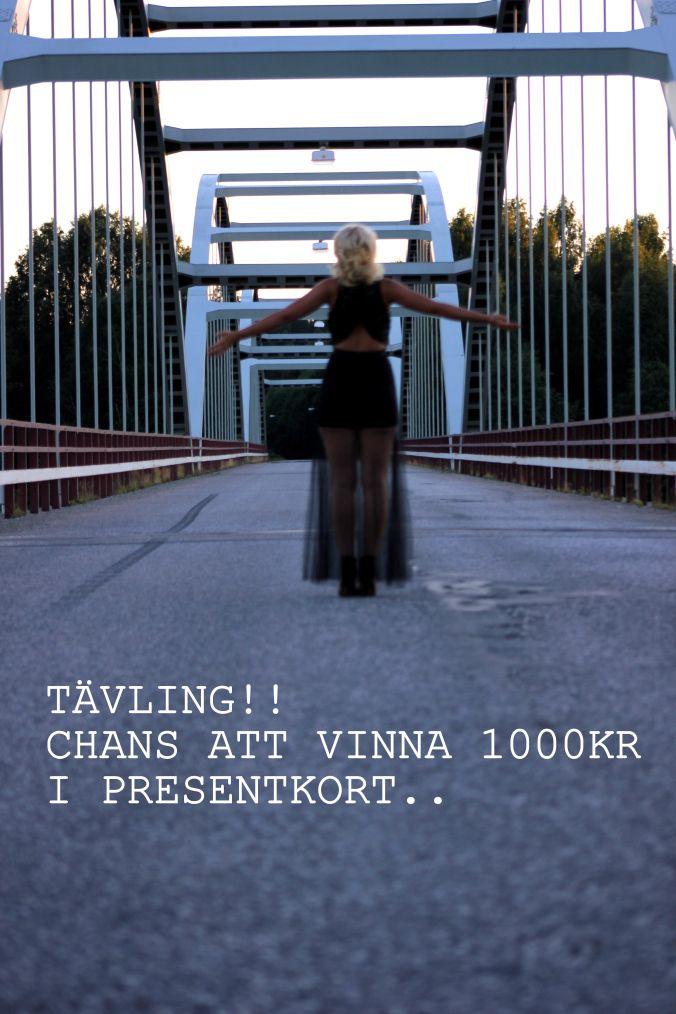 Contest/Tävling - On http://missraspberryblogg.com/contest/ - Psst! Also for international customers :)