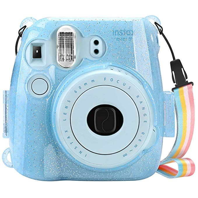 Amazon Com Fintie Protective Case For Fujifilm Instax Mini 8