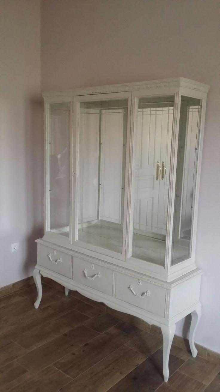 M s de 1000 ideas sobre muebles antiguos en pinterest - Reformar muebles viejos ...