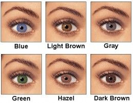 Hazel Color Code