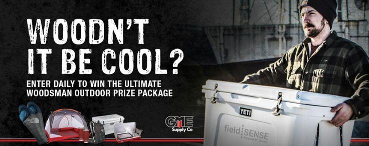 Yeti Tundra Cooler Package Giveaway  http://woobox.com/behq37/k0pgav