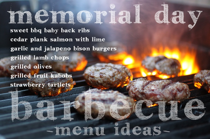 memorial day bbq invitation template free