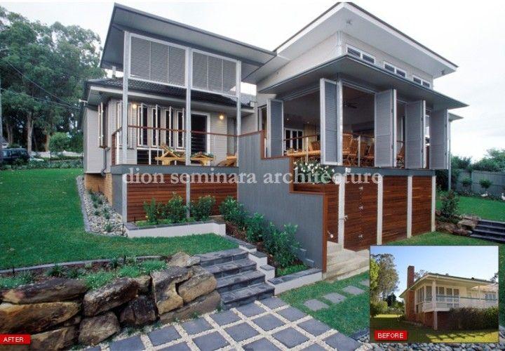 Architects Kenmore, Brisbane - Home Renovation by Dion Seminara Architecture