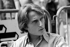 Luca di Montezemolo (ITA) Ferrari Team Manager. German Grand Prix, Rd 11, Nurburgring, Germany, 4 August 1974