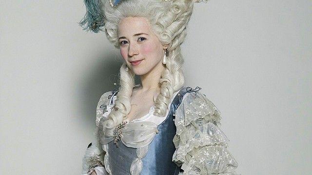 Karine Vanasse as Marie Antoinette
