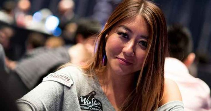 Maria Ho makes the show on Poker Central Twitch Series