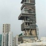 Billion Dollar House :Mukesh Ambani´S Home Antilla in Mumbai