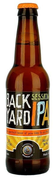 Saugatuck Back Yard IPA | Saugatuck Brewing Co | Beers of Europe