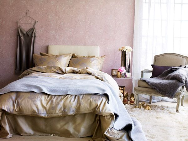 bedroom love the colors dusty rose taupe gold room for girls
