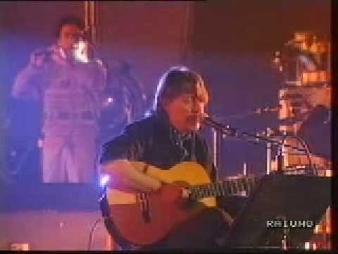 Fabrizio De Andrè - Don Raffaè (Live 1991)