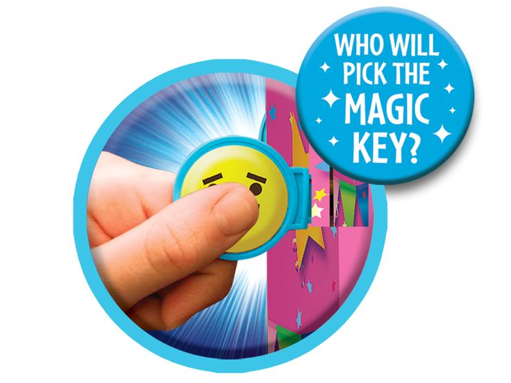 Goodie Gusher Magic Key