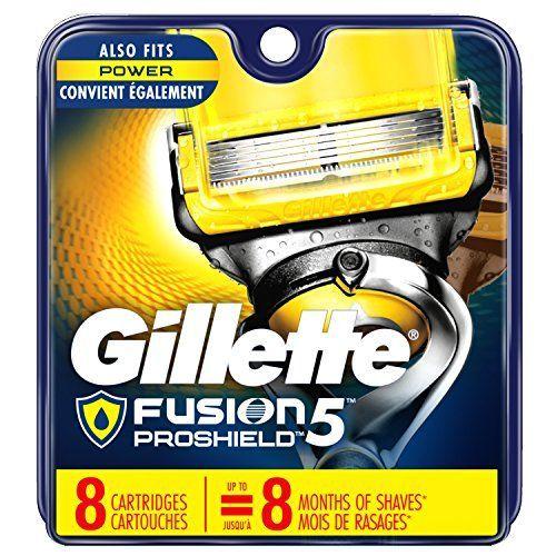 Gillette Platinum Double Edge (DE) Razor Blades