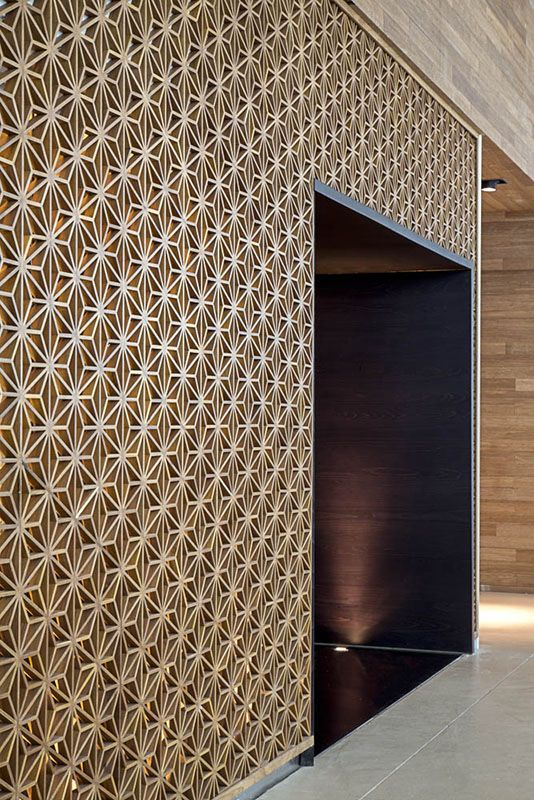 wall panel #design #interiorarchitecture