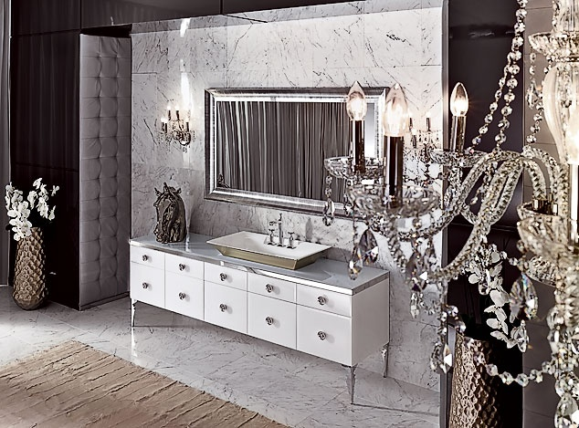 High Definition Modern Bathroom Designs By Snaidero Usa