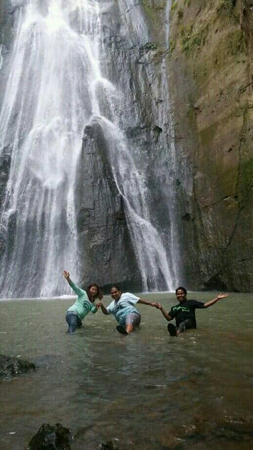 Air Terjun Taman Mataru