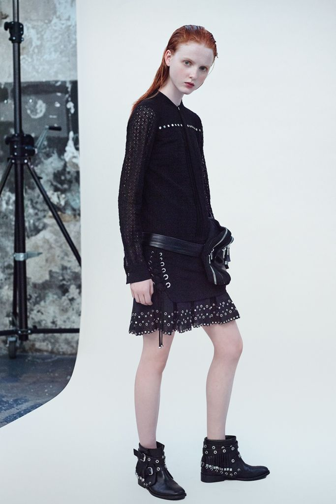 LOOK   2016 PRE-SPRING COLLECTION   DIESEL BLACK GOLD   COLLECTION   WWD JAPAN.COM