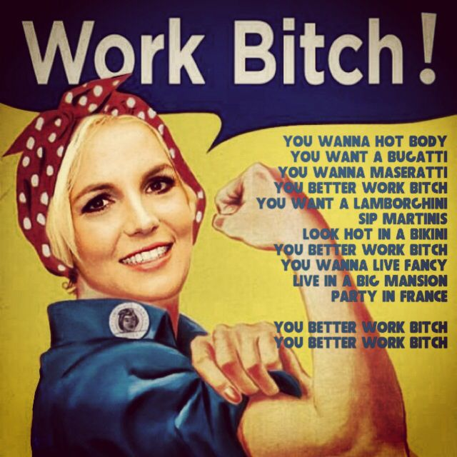 "Britney Spears new song ""Work Bitch"" is AWESOME!"