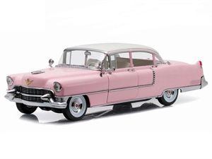 Cadillac: Fleetwood Series 60 (1955) - Elvis Presley - Rosa - 1:18 - Greenlight