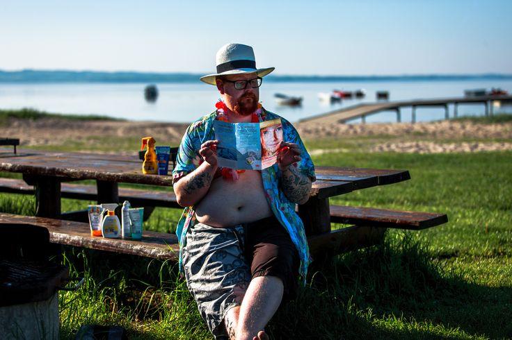 Just a sun gay - Just a sun gay - sun summer beach sensitive skin and sunscreen